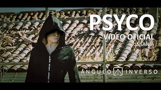 ÁNGULO INVERSO - Psyco [ VIDEO OFICIAL ] YouTube Videos