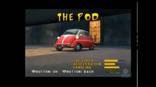 TG Dare Devil PS2 Gameplay (Kemco Games/Papaya Studios)