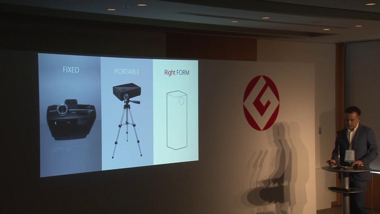 projector [LG Cinebeam Laser 4K Projector HU80K] (18G050431)