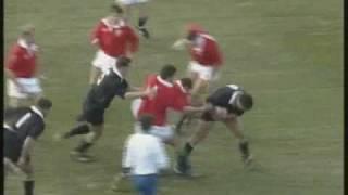 Gambar cover Bunce Try, All Blacks vs British & Lions '93 Eden Park