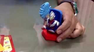 Happy Meal Ultraman Series แบบที่ 5 อุลตร้าแมนทีก้า