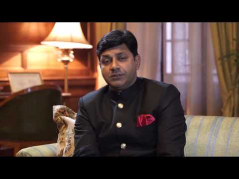 Haute Grandeur Member Interview with Umaid Bhawan Palace - Taj Hotels, Resorts & Palaces