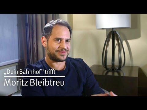 """""""Dein Bahnhof"""" trifft … Moritz Bleibtreu"""
