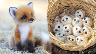 Cute baby animals Videos Compilation cute moment of the animals - Cutest Animals #14