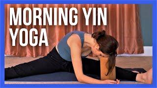 20 Min Morning Yin Yoga Full Body Stretch