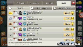 I AM HACK CLASH OF CLANS SOCIAL OPTION //GAMING WITH MS