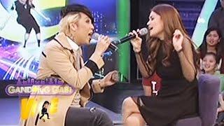 GGV: Donna Cruz and Vice Ganda sing