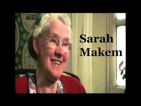 Sarah Makem, Irish traditional singer 1900-83