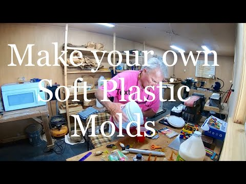 Make Your Own Soft Plastic Molds