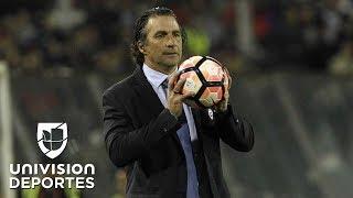 Juan Antonio Pizzi es el nuevo entrenador de Arabia Saudita