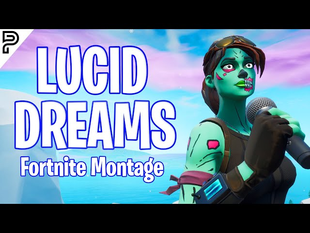 lucid dreams video, lucid dreams clip
