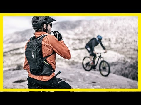 Breaking News | Thule enters hydration packs with vital line