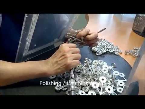 Pewter Making at Royal Selangor Pewter