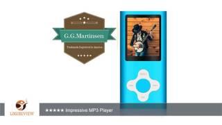 G.G.Martinsen Mini Usb Port Plum Button 1.78 LCD MP3/MP4 16 GB Portable MP3Player , MP4 Player ,
