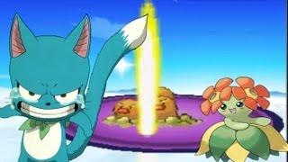 Pokedex Battle VS Tynux : Happy Theme - Fairy Tail