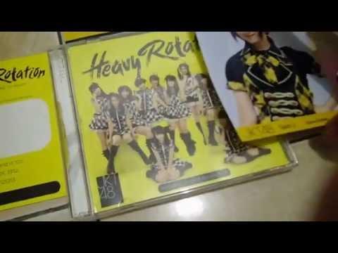 Review; Type A Heavy Rotation, 1st Album JKT48 !