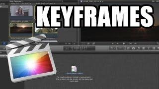 Final Cut Pro X - #14: Keyframes