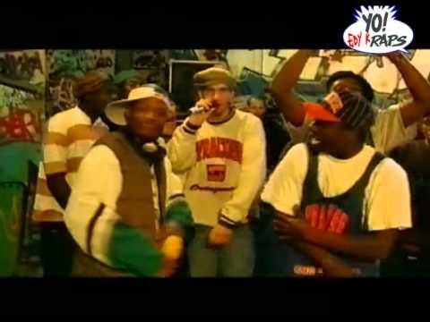 2 Ruff - Around The Way (Live) @ VIVA Freestyle 1994 (HQ)