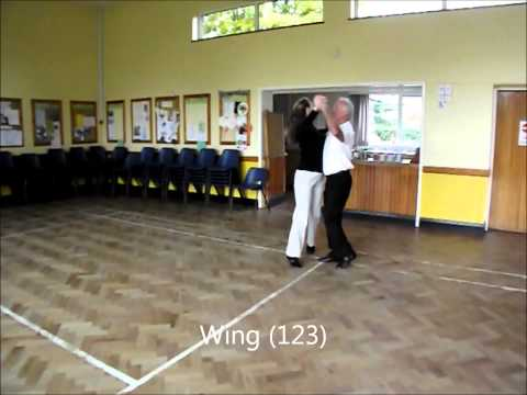 Woodside Waltz Sequence Dance Walkthrough