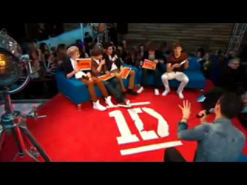 One Direction plays Who is most likely to (One 2 One)