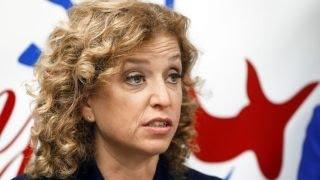 DNC chairwoman Debbie Wasserman Schultz steps down before convention, From YouTubeVideos