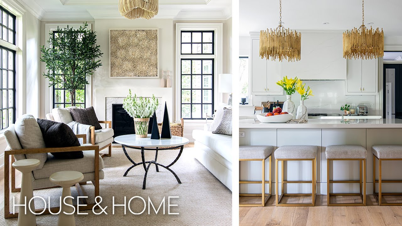 Download Makeover: Traditional Home Gets A Bright Modern Update