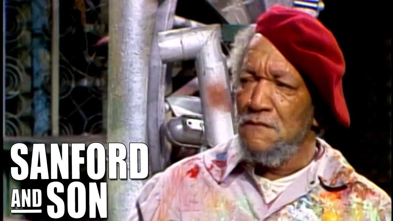 Fred's Piece of Art   Sanford and Son