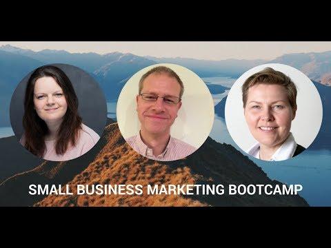 Small Business Marketing Bootcamp | Cambridge, UK