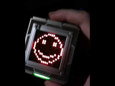 Takara Tomy USB Glitter Panel userland driver for linux