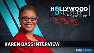 Congresswoman Karen Bass On Prison Reform & Helping Free Donte Westmoreland