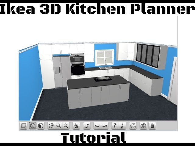 Ikea 3d Kitchen Planner Tutorial 2015 Sektion Youtube