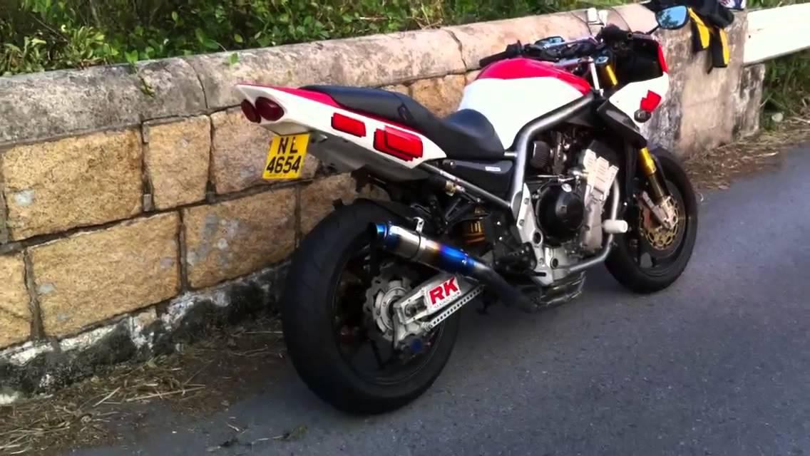 Yamaha fz1 modified street fighter youtube