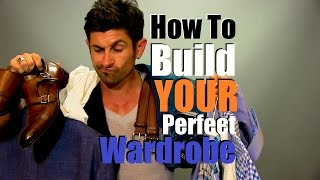 How To Build Your Perfect Wardrobe | Cool New Tech Tool