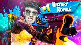 EPIC VICTORIA CON *LIDER DEL EQUIPO P.A.N.D.A.* en FORTNITE: Battle Royale!! - Agustin51