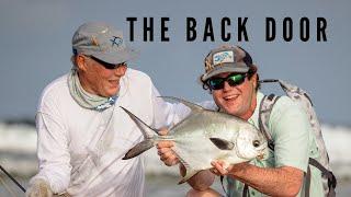 The Back Door: DIY Mexico Flats Fly Fishing