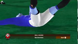 Real Madrid vs Utrecht | Dream League Soccer 2018 | Android Game Play #65
