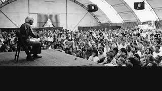 Audio | J. Krishnamurti – Saanen 1962 – Public Talk 6 – Emptying the mind of fear