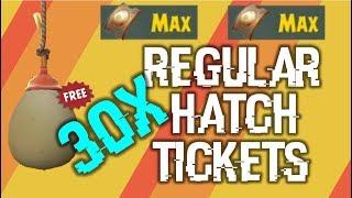 Regular Hatch Tickets Improved? | Angry Birds Evolution