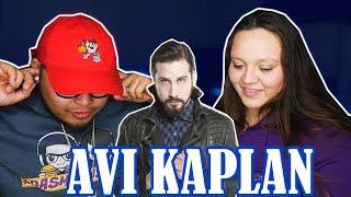 Funny Reaction To Avi Kaplan's Voice in Pentatonix Interviews [Pt.1...