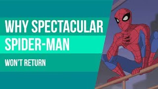 Why The Spectacular Spider Man Won't Be Coming Back Any Time Soon