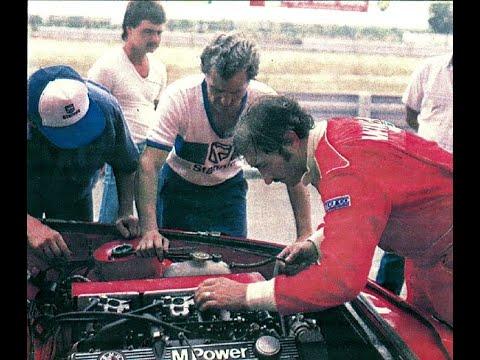 SA Wesbank Modified Racing interview Tony Viana BMW 745i E23