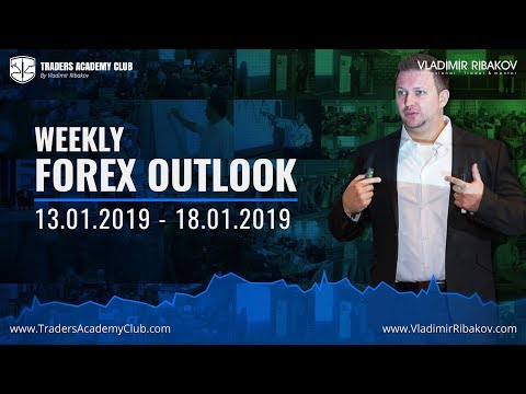 Forex Weekly Forecast 13 To 18 Of January 2019 - By Vladimir Ribakov
