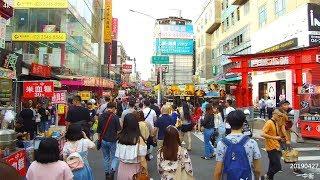 台中一中街商圈(一) – 一中街 4k