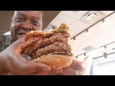 25 dollar, 1lb vegan burger