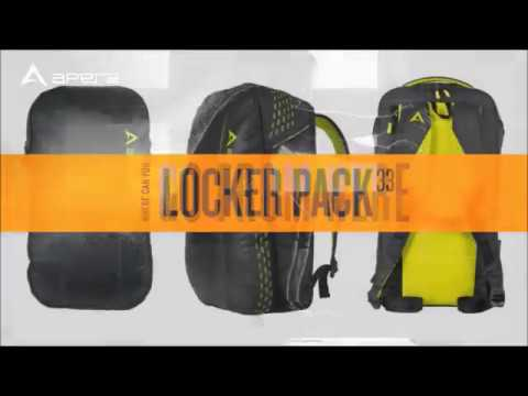 Apera Locker Pack Fitness Bag - YouTube 0e0cc5b63034b