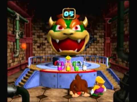 Mario Party 4 Bowser S Bigger Blast