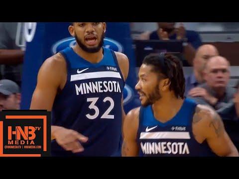 Cleveland Cavaliers vs Minnesota Timberwolves 1st Qtr Highlights | 10.19.2018, NBA Season
