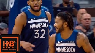 Cleveland Cavaliers vs Minnesota Timberwolves 1st Qtr Highlights | 10.19.2018, NBA Season