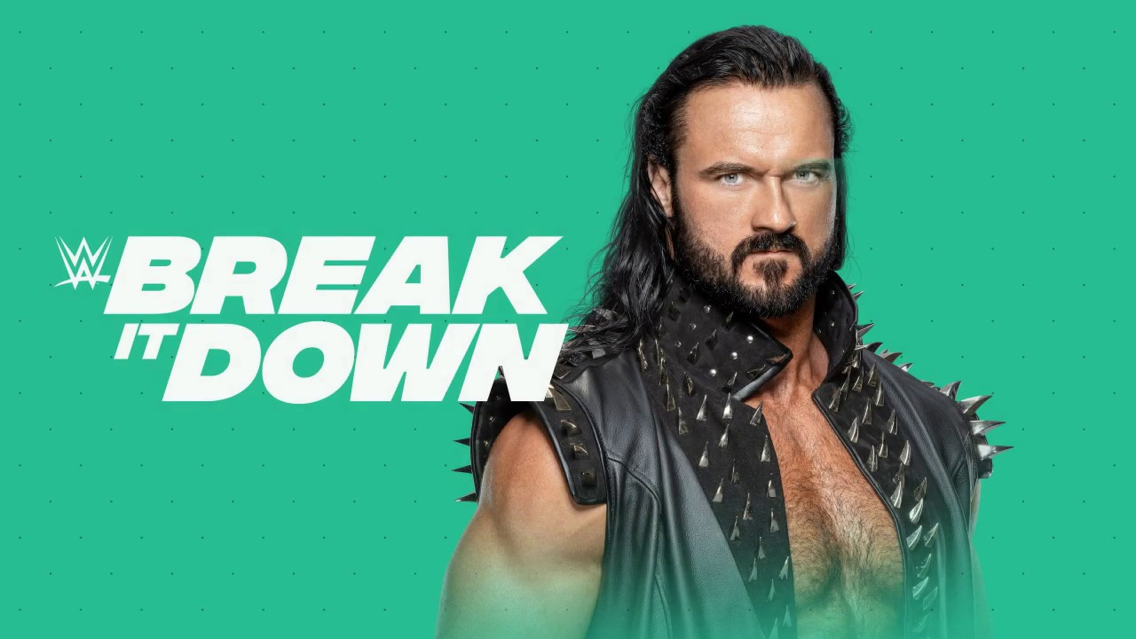 Watch WWE Break It Down Episode 1 & 2 2/3/20