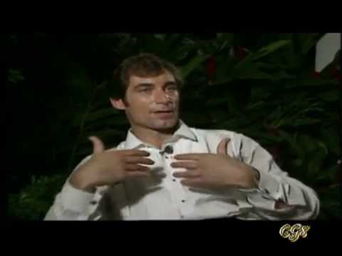 Timothy Dalton-Licence to Kill Original Trailer and Interview